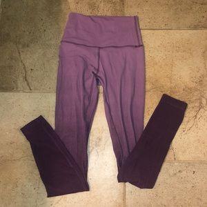 LULULEMON RARE ALIGN leggings size 2